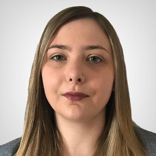 Kasia Kieloch, Winnipeg Articling Student